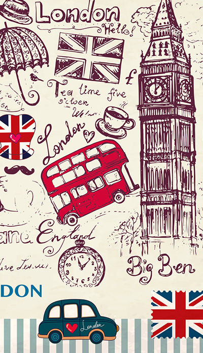 Raum Und Zeit Englisch